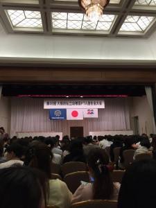 ☆大阪府私立幼稚園PTA連合会大会に行ってきました☆
