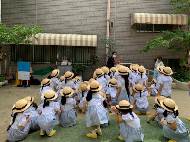 縁日 西高殿若葉幼稚園 にしたかどのわかばようちえん
